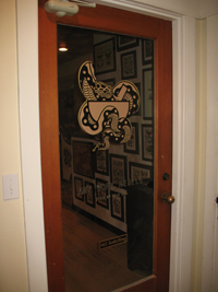 jason kundell tattoo shop door