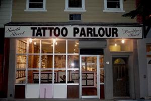 ニューヨークのタトゥーショップガイド Tattoo Hit