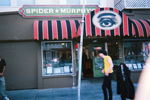 Spider Murphy's Tattoo Shop外観